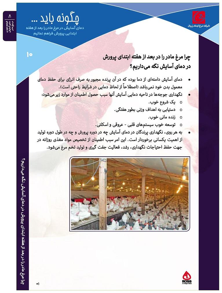 ۱۰- فراهم نمودن دمای آسایش در مرغ مادر_Page_1